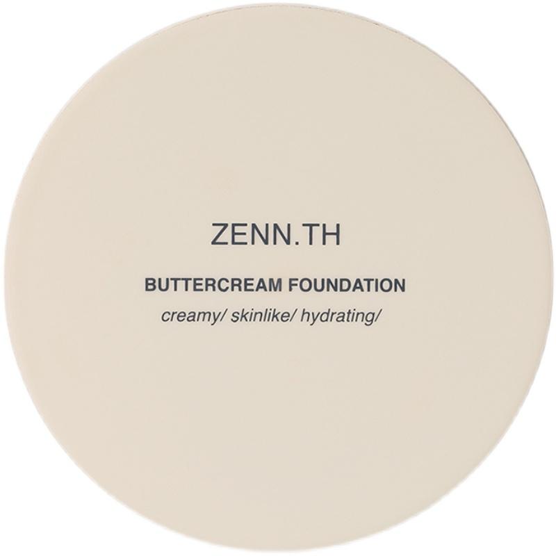 ZENN.TH奶酪轻薄粉膏遮瑕保湿持久控油滋润无痕粉底液膏混干油皮