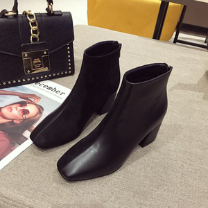 category/Shoes/2018 winter new arrive women boots round toe zipper ladies b...