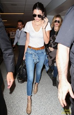 Jeans for women Mother Kendall