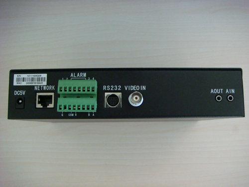 Безопасность беспроводной сети NV-1100ha сетевой видео сервер