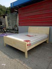 Мебель Новый спец твердой древесины кровать
