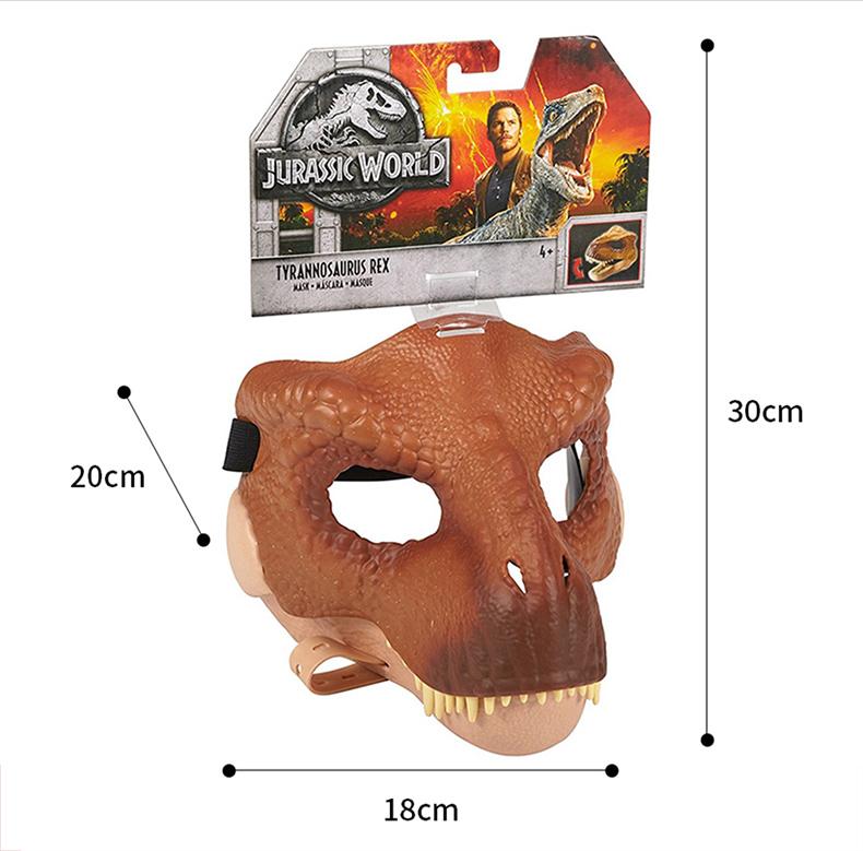 手工制作恐龙面具图片大全图片