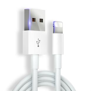 iPhone6数据线苹果6s充电线器5s手机7Plus加长8快充se单头SP正品X