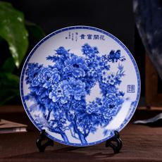 Декоративная тарелка Of Jingde Exhibition of