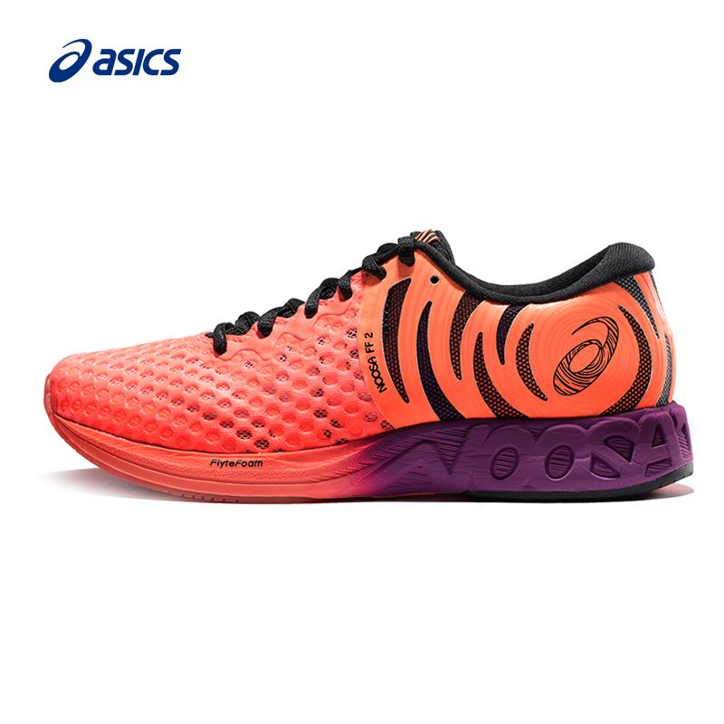 ASICS亚瑟士 女鞋 竞速跑步鞋 2018新款 NOOSA FF 2 T869N-1749