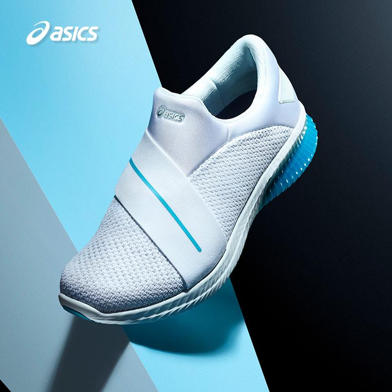 迪士尼超人总动员联名款ASICS缓冲跑鞋KENUN KNIT男款T8F3N-0139