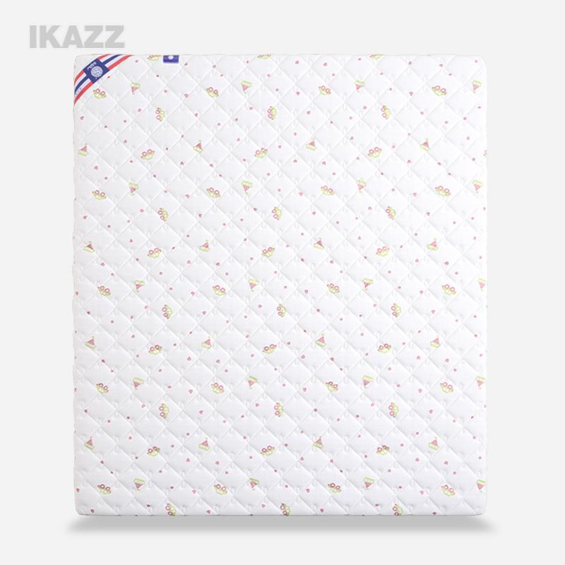 IKAZZ床垫3E椰梦维棕榈垫10厘米乳胶环保棕垫可拆洗床垫
