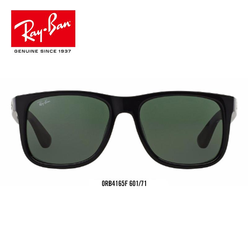 RayBan雷朋新品太阳镜墨镜男女大框复古时尚潮流0RB4165F