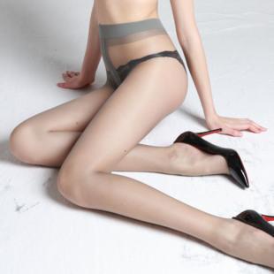 3双装 性感黑色丝袜意大利进口Trasparenze透明8D隐形超薄连裤袜