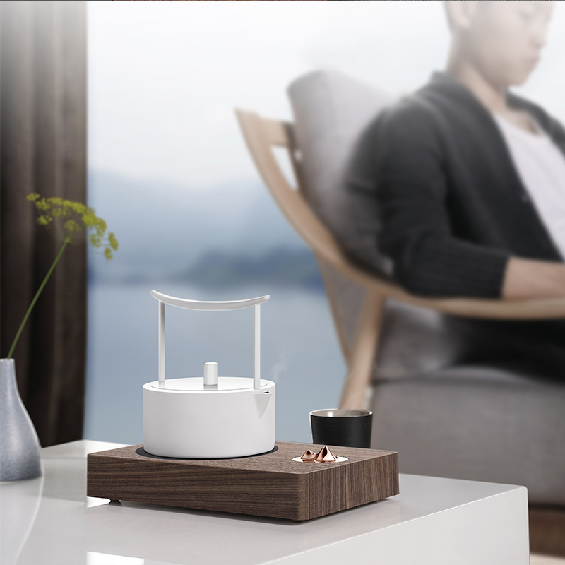 Three new concept electric TaoLu mountain tea stove household electric tea stove tea boiled tea minimalist tea set mini furnace