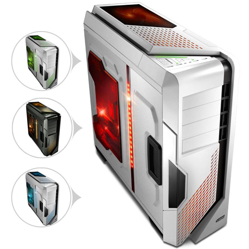 至睿怒舰DX7电脑主机箱水冷全塔台式机大机箱游戏机箱服务器空箱