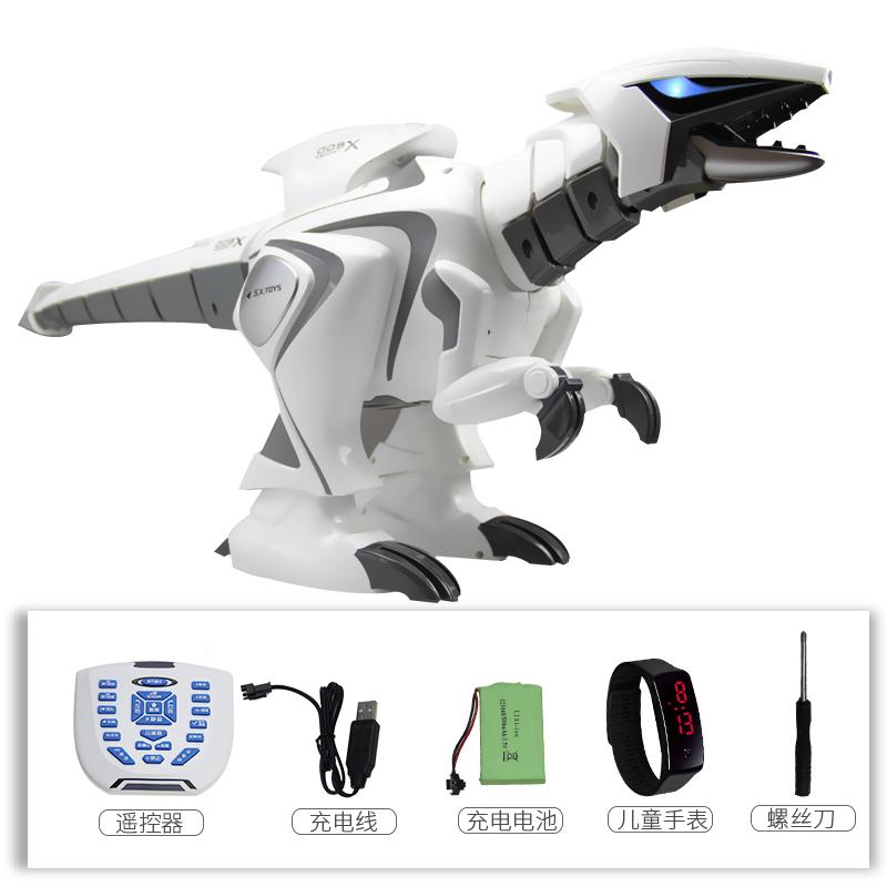 胜雄 3558A 儿童遥控智能仿真霸王龙机器人