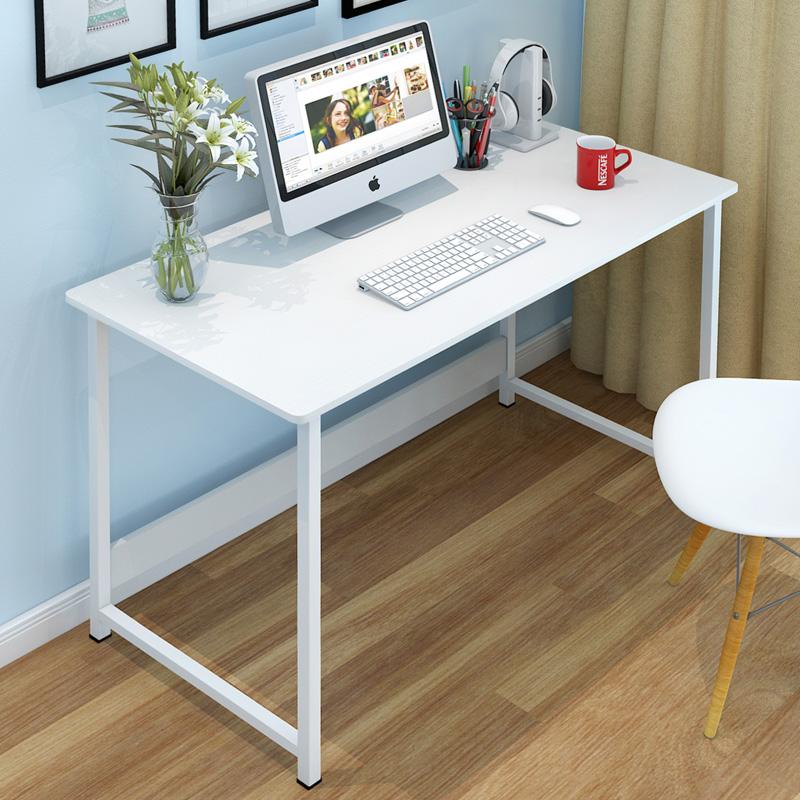 新款创意 电脑桌台式桌家用办公桌写字台简约书桌简易笔记本桌子