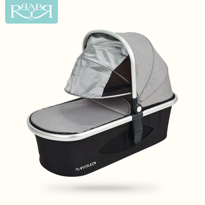 babyruler婴儿推车专用手提篮婴儿睡篮 专配龙卷风系列婴儿车童车