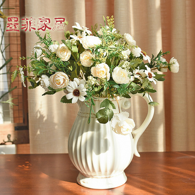 北欧式陶瓷花瓶...