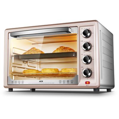 ACA-北美电器 ATO-BGRF32R 电烤箱家用烘焙多功能全自动 迷你烤箱