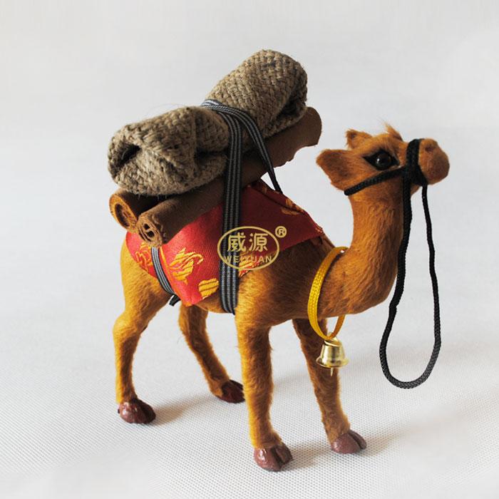 详情 宝贝均为纯手工制作,可作为居家装饰,桌面摆件等 其它 骆驼所托