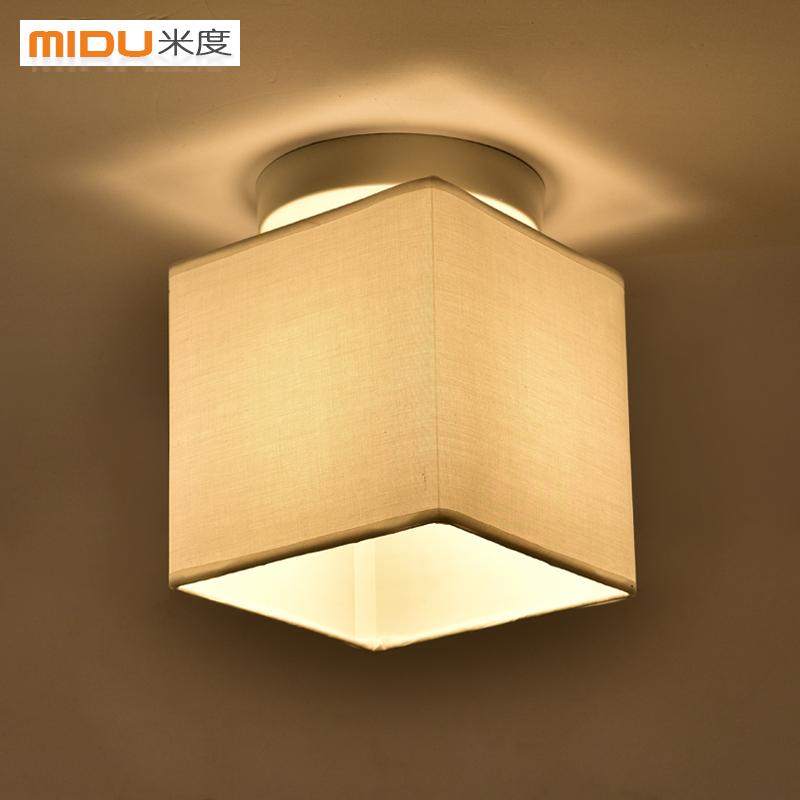 米度北欧现代简约方形吸顶灯MD03295