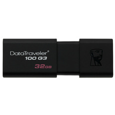 USB накопитель KingSton 32gu USB3.0 DT100G3