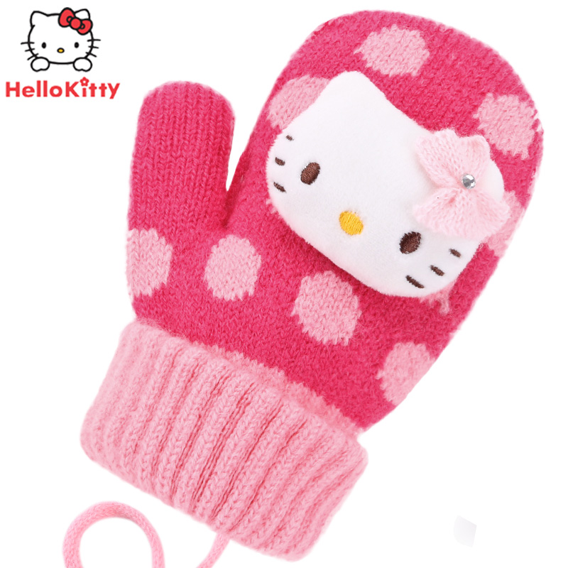 Перчатки детские HELLO KITTY 00018 Hellokitty