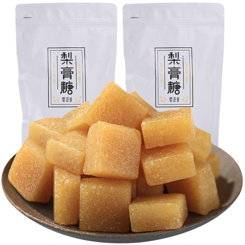 零食季【百草秋梨膏糖】500克