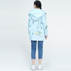 Women's raincoat ES 16033410845 160334108