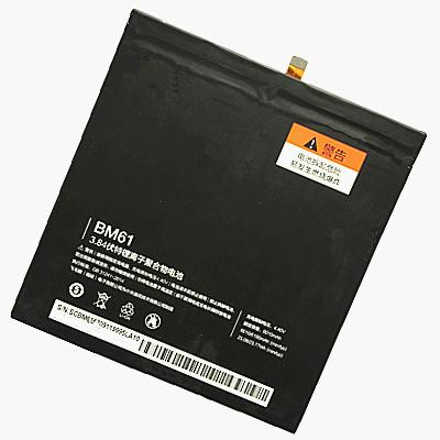 小米平板1电池 平板2电板正品 A0101 BM61 pad1电脑 全新BM60
