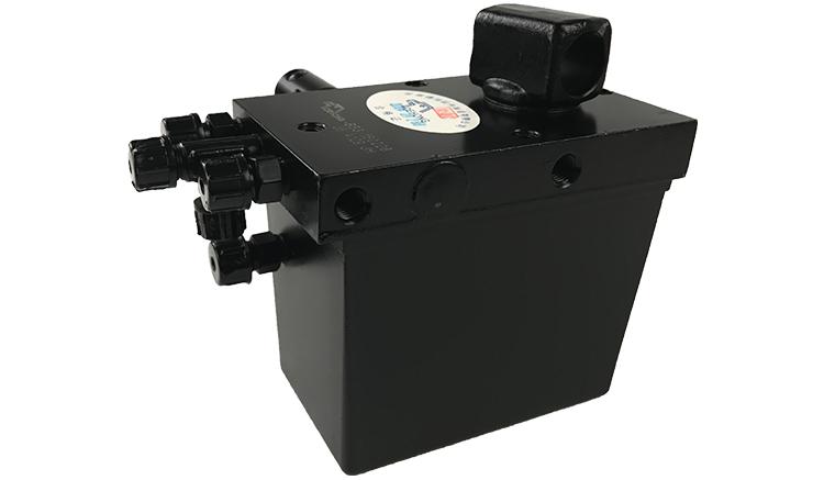 解放小j6驾驶室液压举升泵举升缸解放j6手动液压泵驾驶室翻转油泵图片