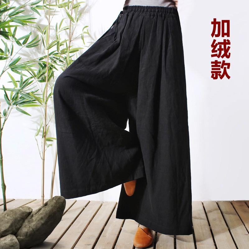 Национальные китайские брюки OTHER 1113