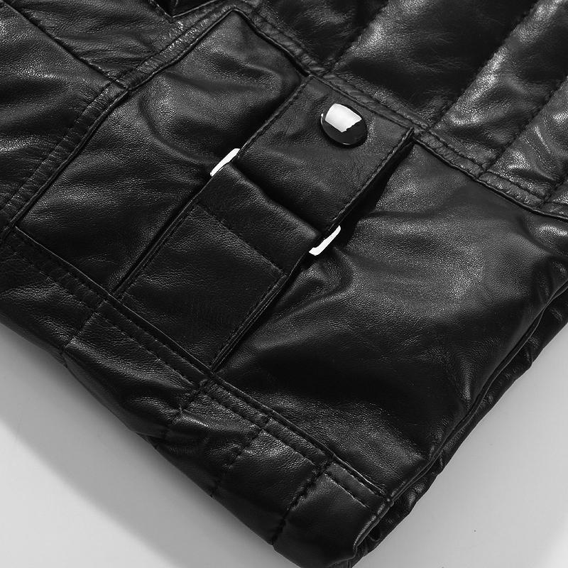 Одежда из кожи Haze l005a