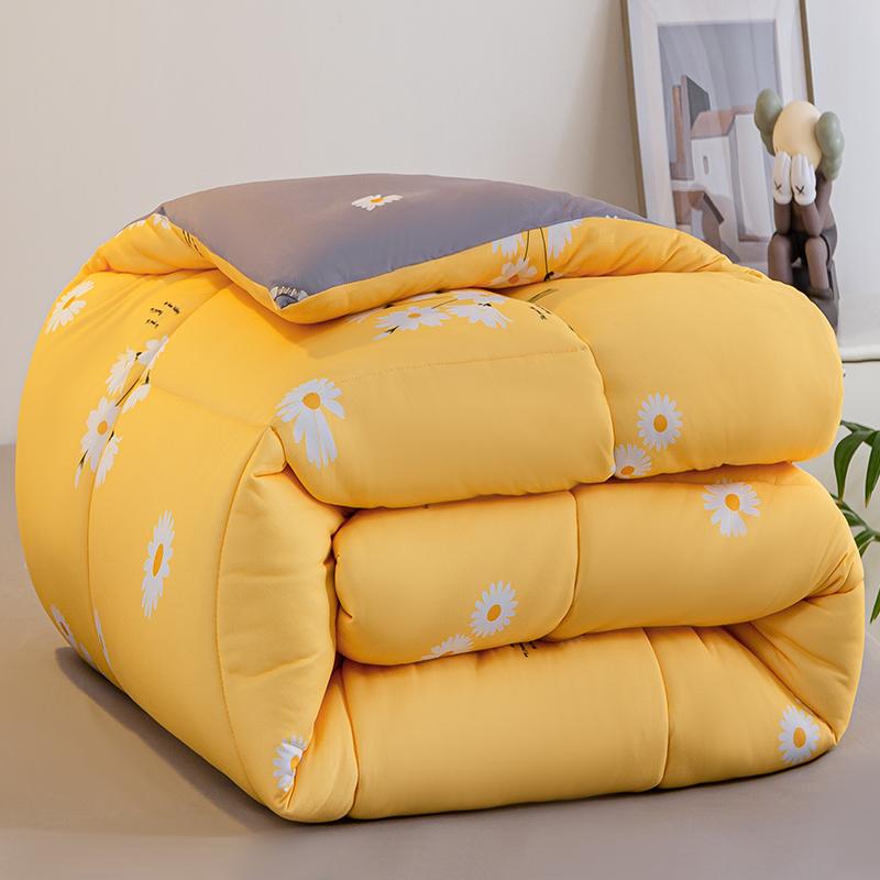 冬被保暖加厚宿舍单人学生双人被子四季通用空调被春秋棉被褥子