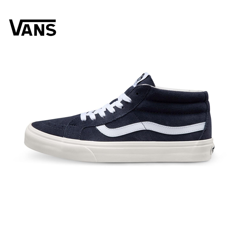 Vans 范斯官方男款SK8-MID板鞋|VN000XIIF1N