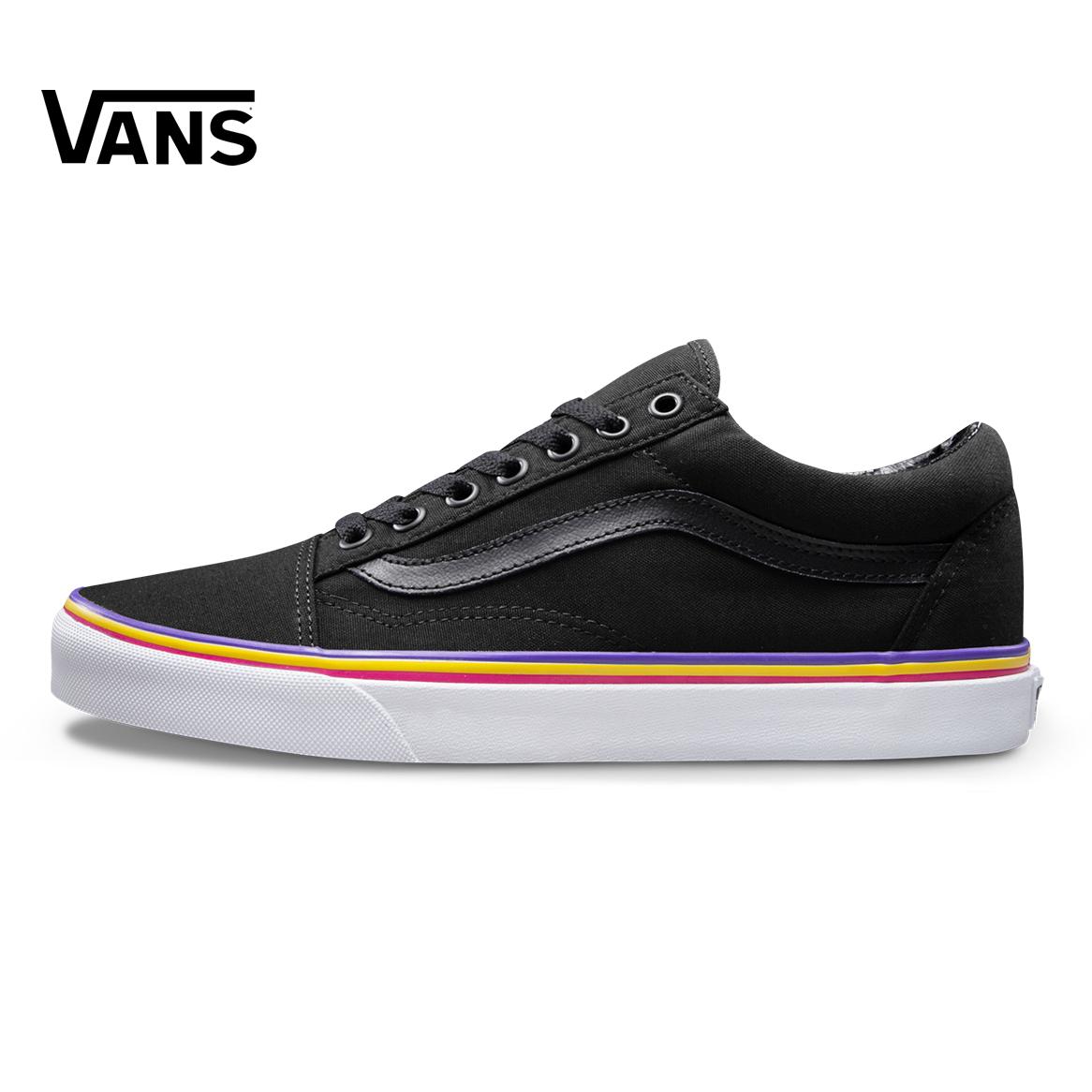 Vans 范斯官方男女款OLD SKOOL板鞋|VN0A38G1MWE-MWF