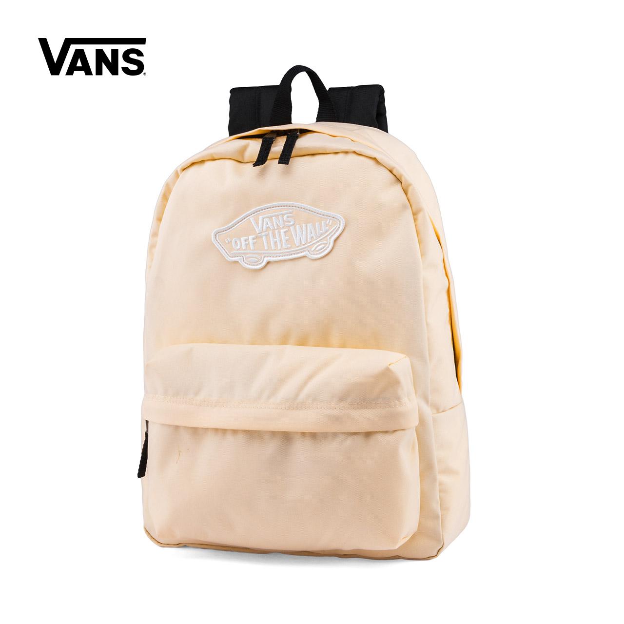Vans 范斯官方女款淡粉色背包|VN0A3UI6YDU