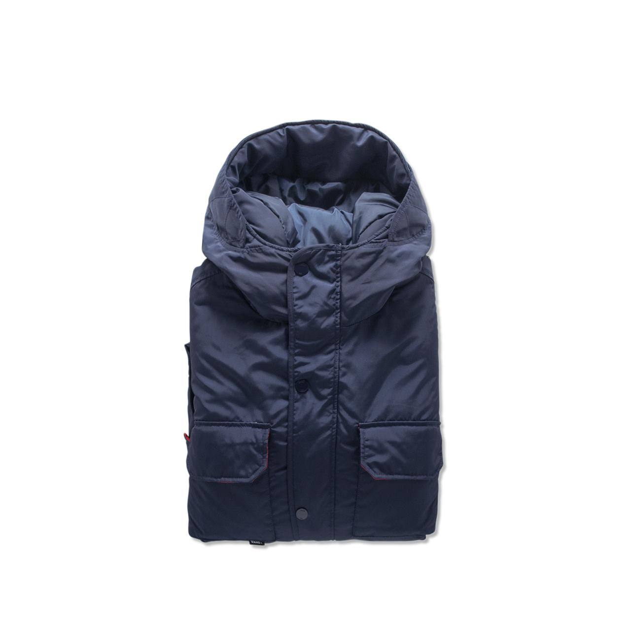 vans down jacket