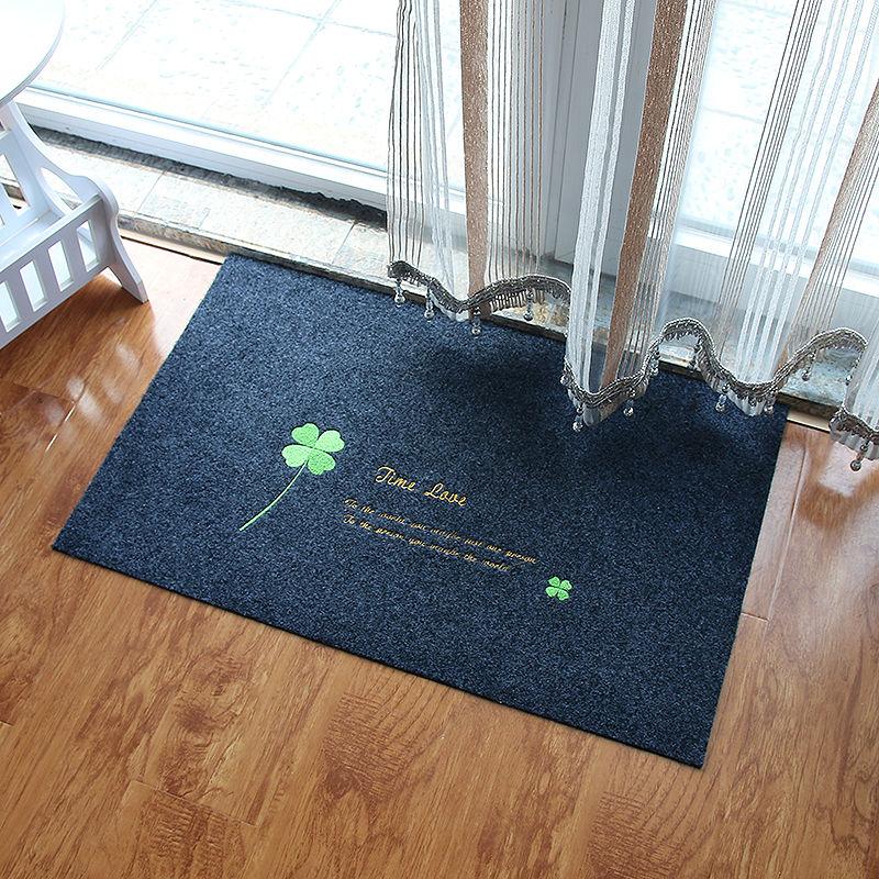 家用地垫防水防滑卧室地毯2张