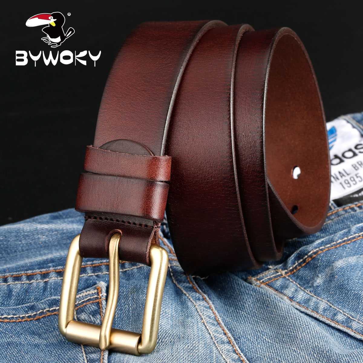 Ремень Bywoky btc929