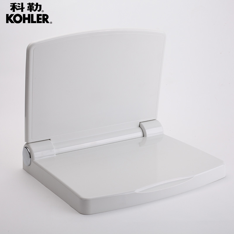 Kohler shower stool wall mounted shower chair Bathroom stool Shower ...