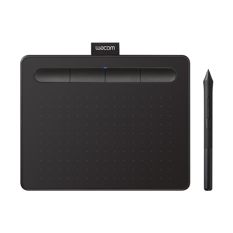 wacom手绘板ctl4100影拓数位板 490升级电脑绘画板电子绘图ps手写