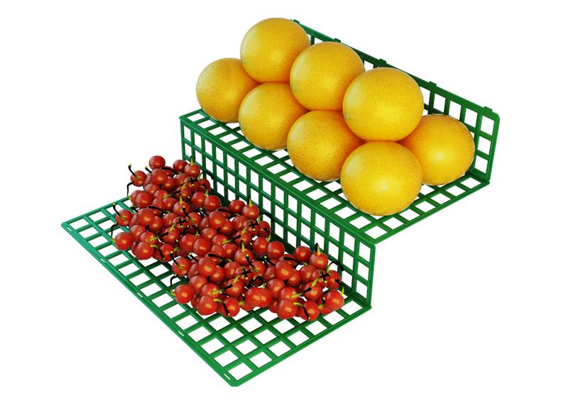 超市果蔬护栏