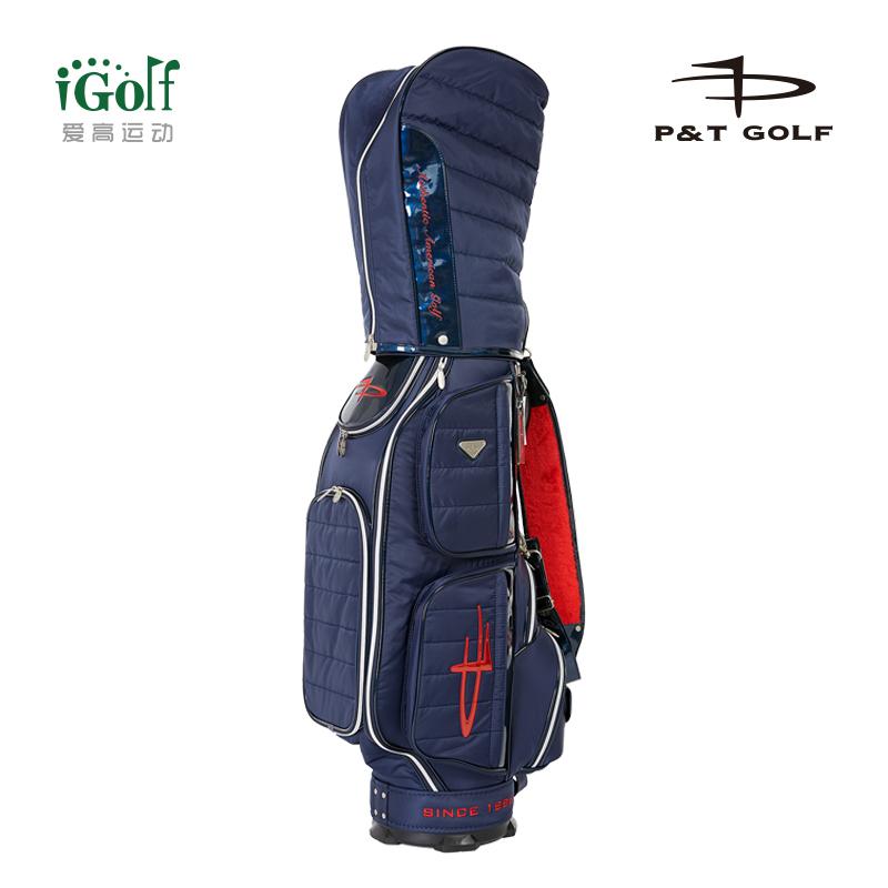 美国PT新款 高尔夫标准球包 男 轻便耐磨球杆包装备包Golf球用品