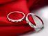 恒久之星铂金对戒13分钻石对戒情侣对戒结婚戒指钻戒裸钻定制钻戒
