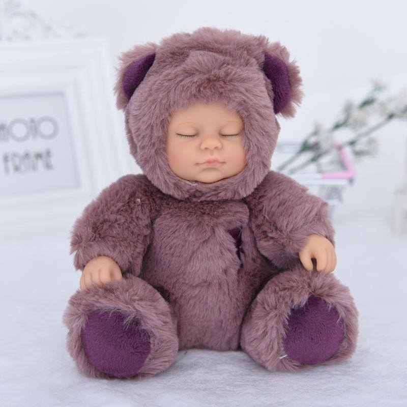 Цвет: Бобовой пастой медведь