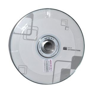 Genuine purple CD CD 700M CDR CD CD blank CD CD 50 VCD disk