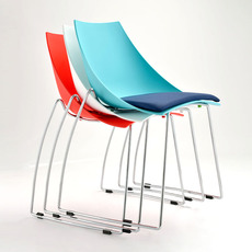 стул SENCHUAN Plastic Chair CT-235