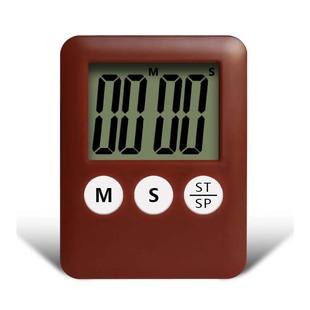 厨房定时计时器提醒做题考研秒表番茄时间管理学生网红静音学习倒