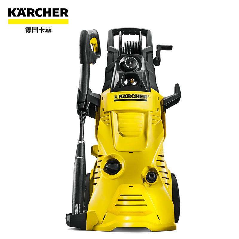 德国凯驰集团Karcher洗车机洗车泵高压220V家用神器水枪K4Premium