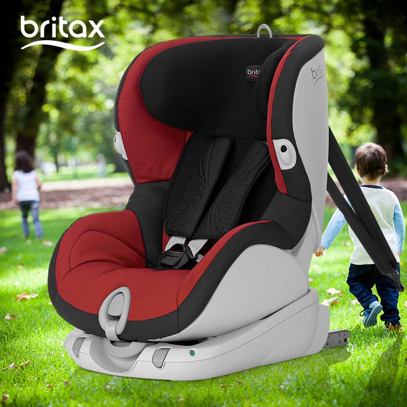 宝得适britax德国原装进口儿童安全座椅9月-4岁宝宝座椅