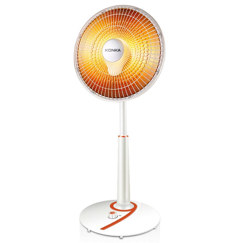 康佳小太阳取暖器家用节能省电电暖器立式落地电暖气办公室烤火炉