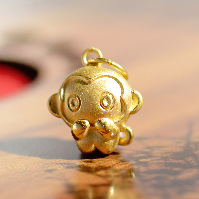 chan wah pure jewellery products gold pendant buddha